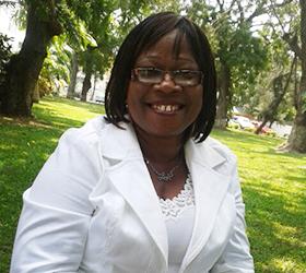 Dr. Charity Binka (Vice Chair)