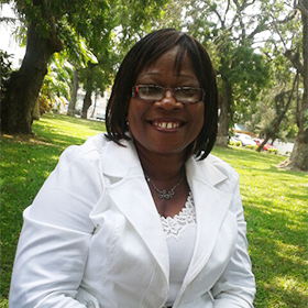 Dr. Charity Binka (Vice Chair)