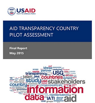 Penplusbytes Represented on USAID's Aid Transparency Country Pilot Assessment Panel