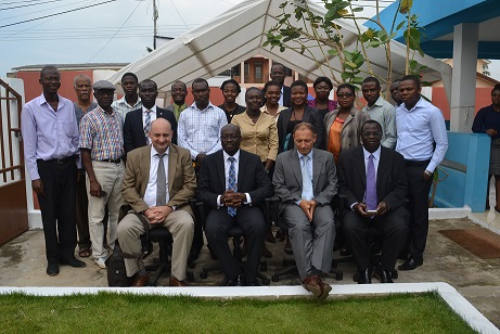 IMF holds a 2-day financial and economic reporting workshop for Ghanaian Journalists