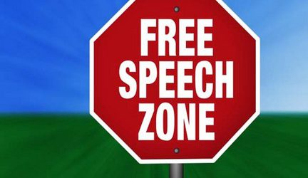 When it comes to free speech, journalists should be activists
