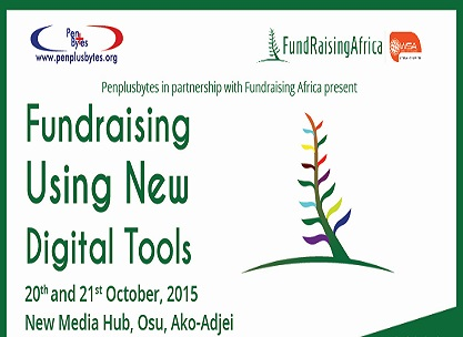 STRATEGIC BRIEFING ON FUNDRAISING USING NEW DIGITAL TOOLS