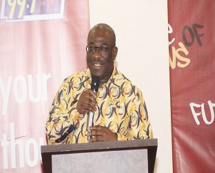 Speech by Edward Ato Sarpong, Deputy Minister of Communication at the Future of News Forum in Accra