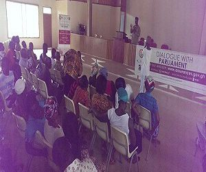Assurance Committee of Parliament Embark on Citizen Engagement Roadshow