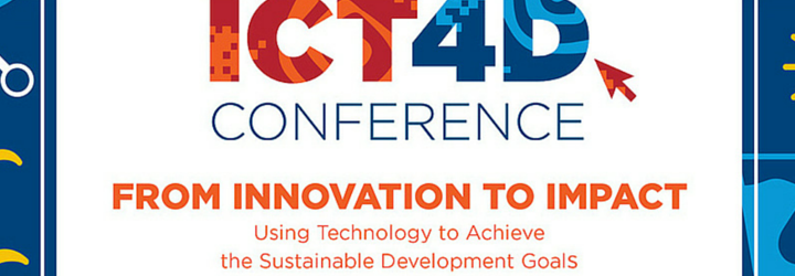 Penplusbytes to Share Experience at 8th ICT4D Conference in Nairobi, Kenya