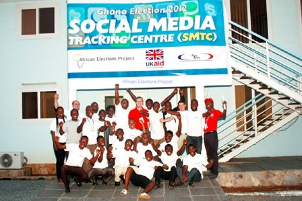 "Penplusbytes Rolls Out ""Ghana Elections 2016: Social Media Monitoring for Peaceful Elections"" Project"