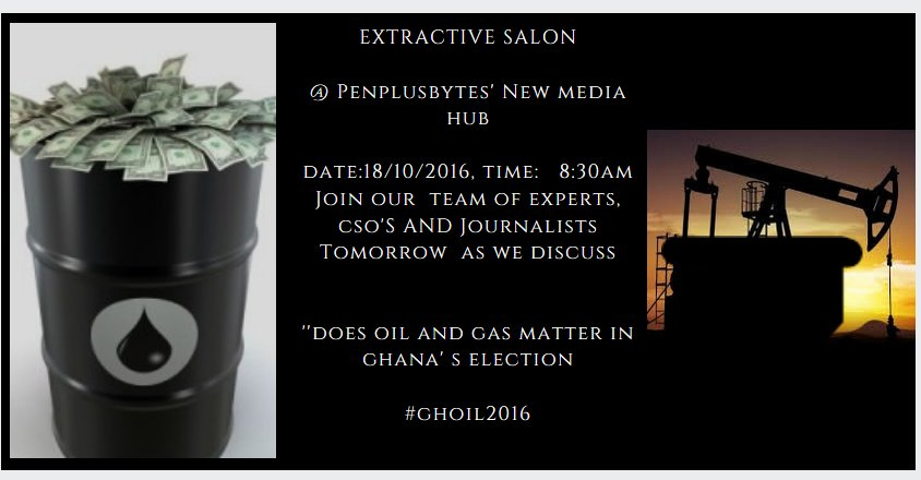 Penplusbytes Hosts First Extractive Salon in Accra