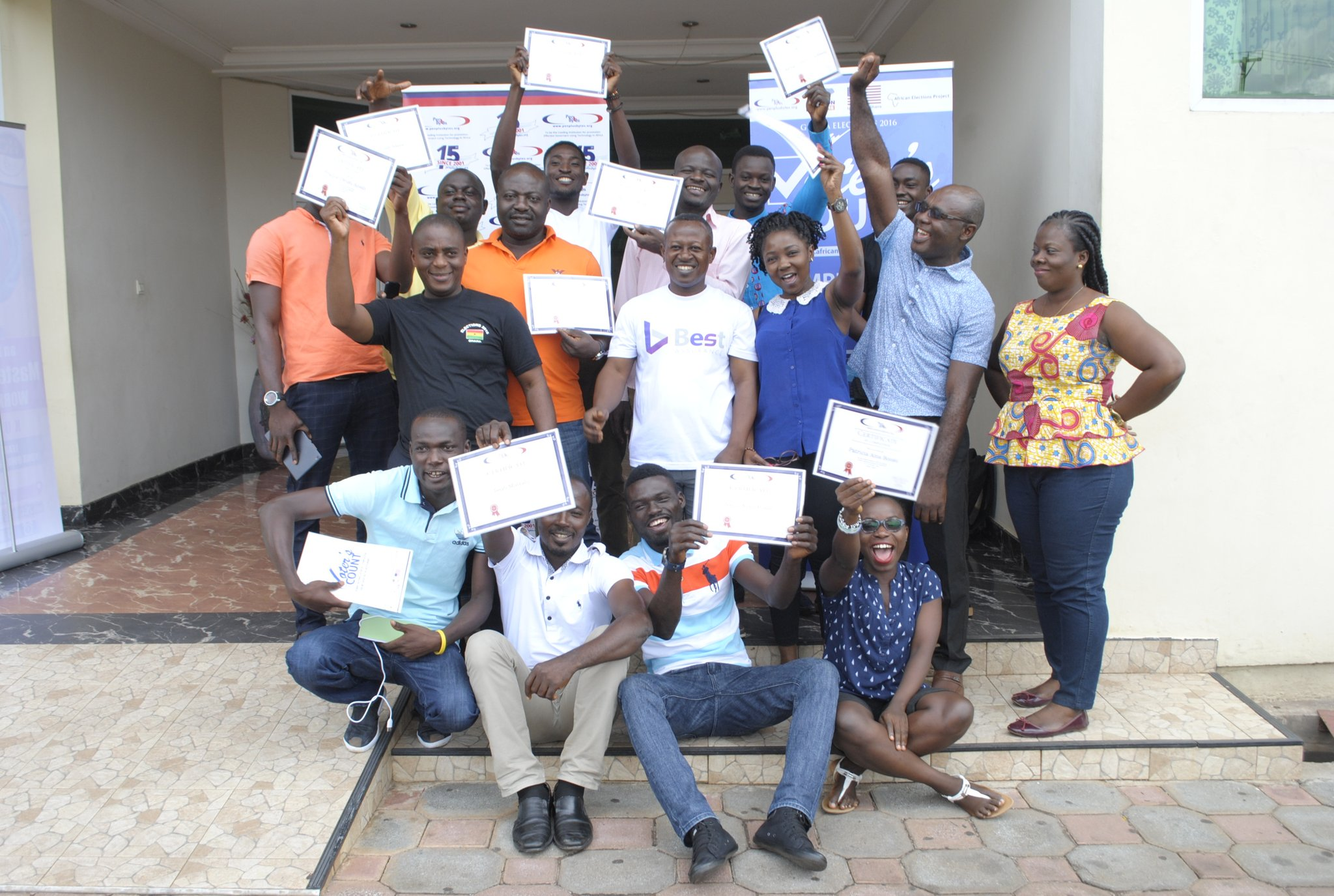 3-Day Data Journalism Workshop for Election Reporting Ends in Kumasi