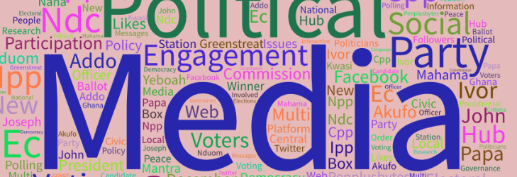 Political Candidates' Social Media Use Increase ahead of December Polls- 2nd Governance Social Media Index