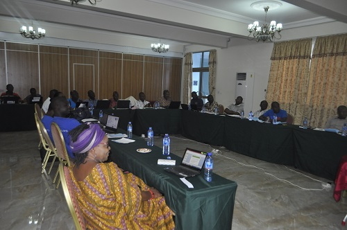 Penplusbytes, NRGI First Alumni Refresher Workshop Ends