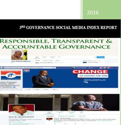 Nana Addo beats Mahama on Facebook in Penplusbytes' Third Governance Social Media Index