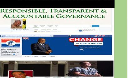 3RD GOVERNANCE SOCIAL MEDIA INDEX REPORT
