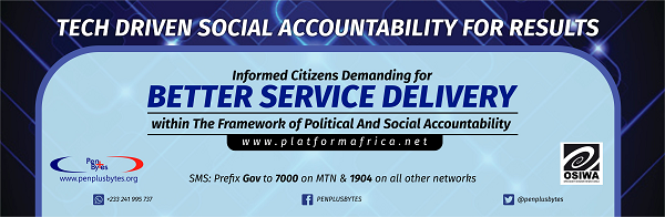 "Penplusbytes kicks start ""Tech Driven Social Accountability for Results"" project"
