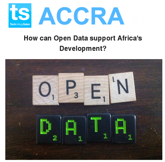 RSVP NOW: How Can Open Data Support Africa's Development?