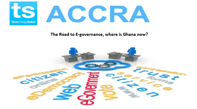 "RSVP NOW: March Tech Salon on ""The road to E-governance, where is Ghana now?"""