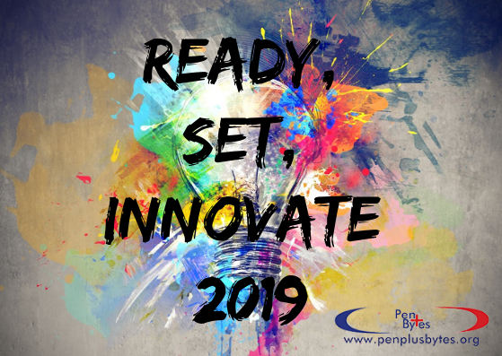 Ready, Set, Innovate 2019
