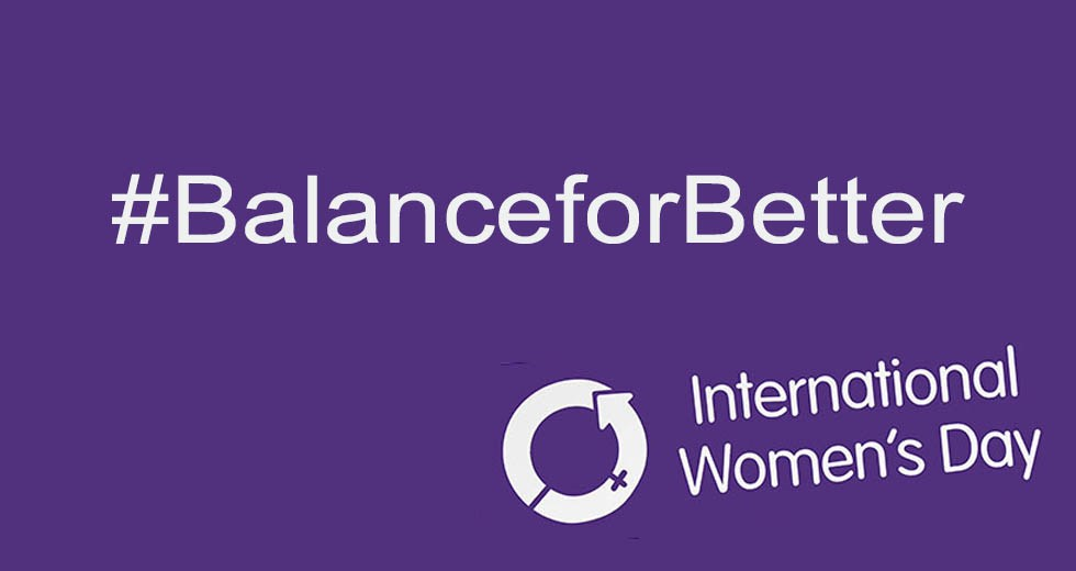 International Women's Day 2019 #BalanceforBetter – Statement from Penplusbytes' Executive Director